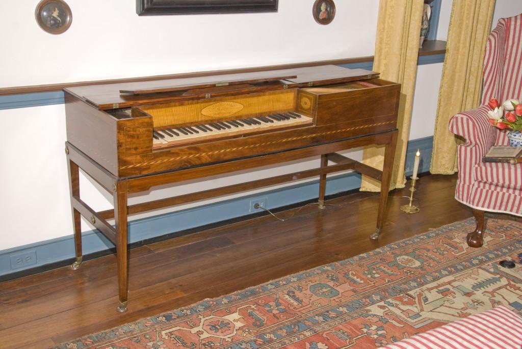 Charles Taws piano