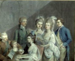 Zoffany Musical Family