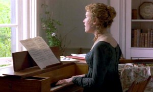 Kate Winslet piano