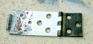 Square piano hinge 5