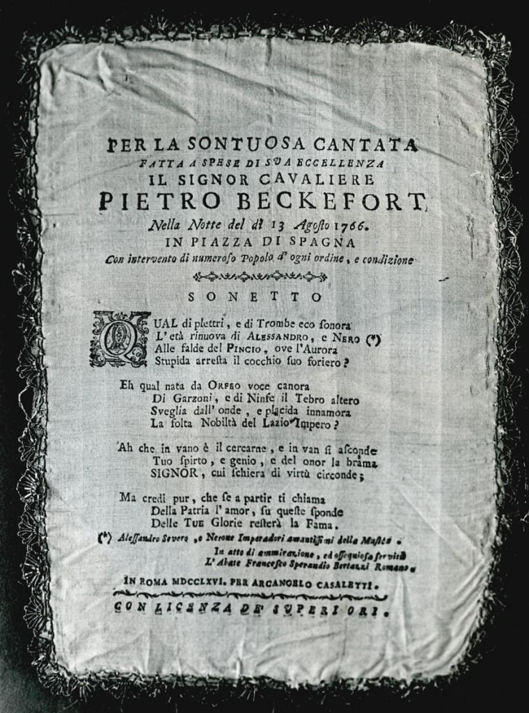 Clementi cantata